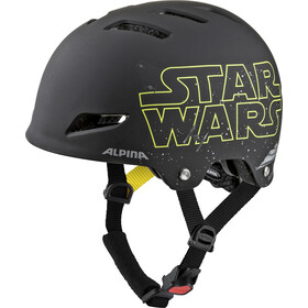 Alpina Park Helmet Kinder star wars-black